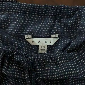 Cabi texture slouch pants super cute